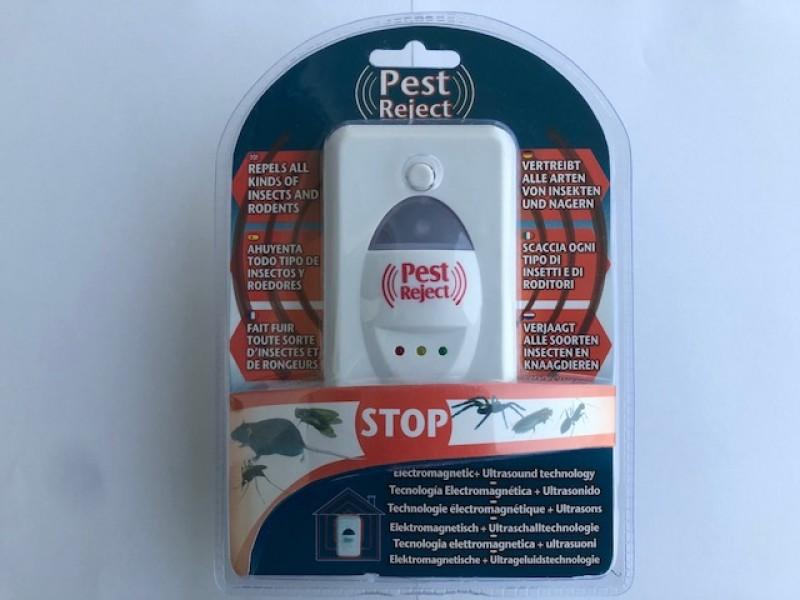 Pest Reject - Repelente Insectos e Roedores